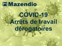 Covid 19 que deviennent les arrêts de travail dérogatoires au 1er mai 2020 ?